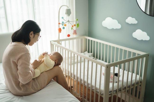 3 Kriteria Tempat Tidur Bayi yang Ideal - Alodokter