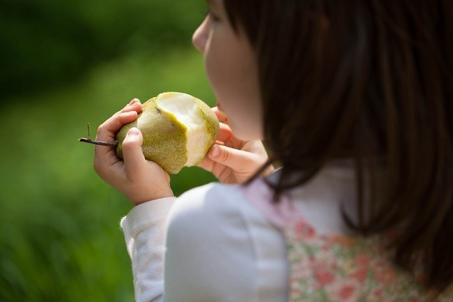 5 Manfaat Buah Pir untuk Kesehatan Anak - Alodokter