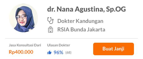 6 Dokter Kandungan di Jakarta yang Paling Banyak Di-booking di Alodokter - Alodokter