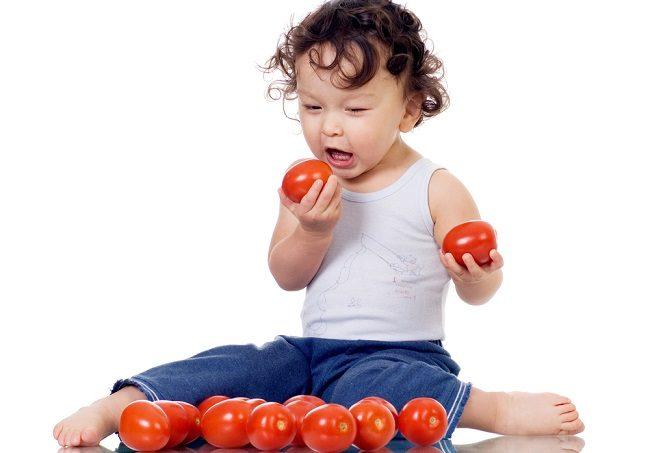 6 Manfaat Tomat untuk Anak - Alodokter