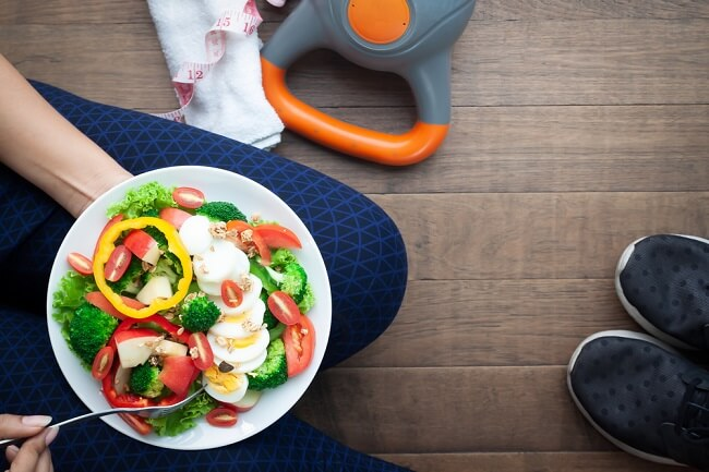 Beragam Pilihan Makanan Sehat Setelah Berolahraga - Alodokter