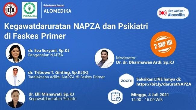 Template banner dan bumper Webinar Alomedika aa-min