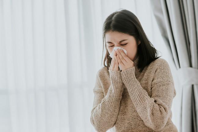 รู้จักความแตกต่างระหว่างอาการไซนัสอักเสบและไข้หวัด