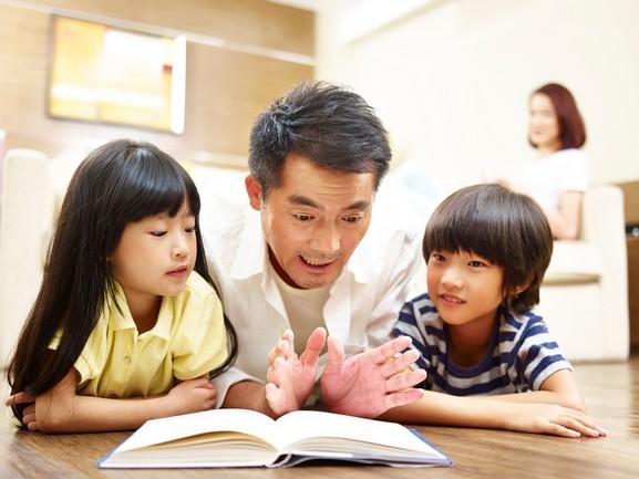 เล่านิทาน กิจกรรมเสริมสร้างพัฒนาการและความสัมพันธ์ในครอบครัว