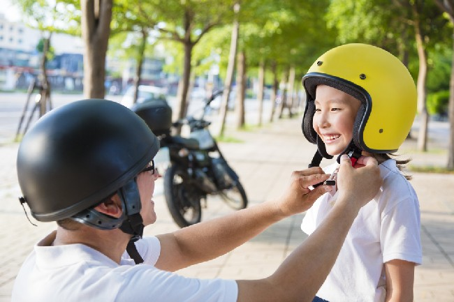 ความสำคัญของหมวกกันน็อค กับเรื่องที่ผู้ขับขี่ควรตระหนัก