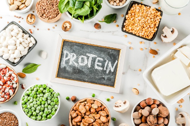 Healthy,Diet,Vegan,Food,,Veggie,Protein,Sources:,Tofu,,Vegan,Milk,