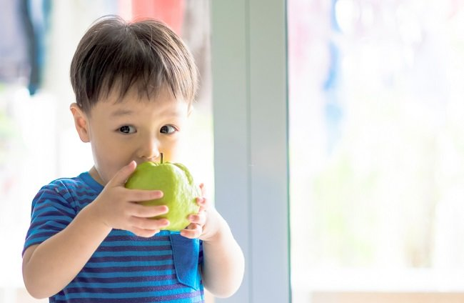 5 Manfaat Jambu Biji untuk Kesehatan Anak - Alodokter