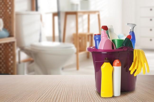 อันตรายจากน้ำยาล้างห้องน้ำ ของใช้คู่สุขภัณฑ์ใช้อย่างไรให้ปลอดภัย