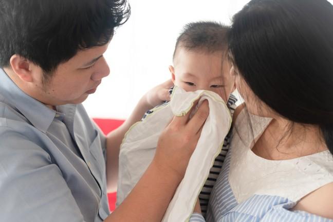 ทารกคัดจมูก สาเหตุและวิธีรับมือที่คุณพ่อคุณแม่ควรรู้