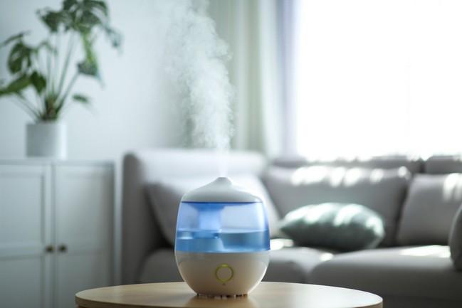 เครื่องทำความชื้น ใช้อย่างไรให้ดีต่อสุขภาพ