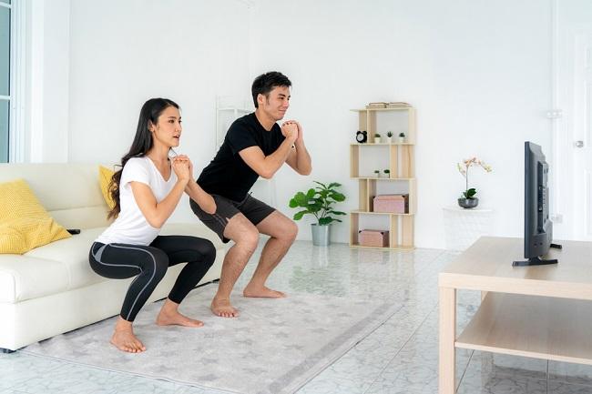 Olahraga untuk Meningkatkan Libido: Manfaat dan Jenisnya - Alodokter