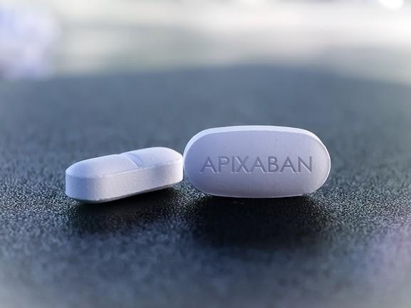 เอพิซาแบน (Apixaban)