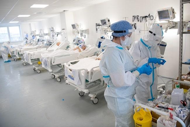 Antagonis IL-6 Mengurangi Mortalitas Pasien COVID-19 yang Dirawat Inap-min