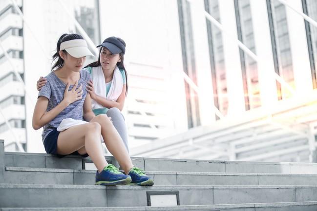 สาย Workout ควรรู้ อาการขาดน้ำจากการออกกำลังกายและวิธีมือ