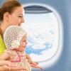 Persiapan Naik Pesawat dengan Bayi