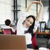 9 วิธีออกกำลังกายในออฟฟิศ เพื่อหุ่นฟิต ห่างไกลโรค !