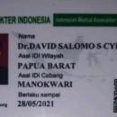 dr.David Salomo Sumihar Cyrus