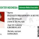 dr. Faizurrahman Andi Kusuma