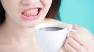 ฟันเหลืองจากอาหาร ตัวการทำลายยิ้มสวย