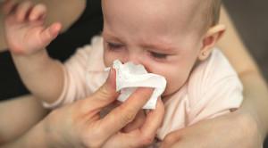 ทารกเป็นหวัด คุณพ่อคุณแม่ควรทำอย่างไร ?