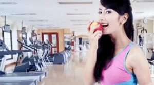 วิธีเลือกกินอาหาร ก่อน หลัง และขณะออกกำลังกาย
