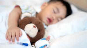 เด็กนอนกรน ปัญหาสุขภาพที่พ่อแม่ควรสังเกต
