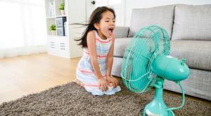 7 วิธีคลายร้อนง่าย ๆ ทำได้ที่บ้าน
