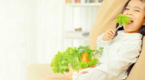 อาหารมังสวิรัติสำหรับเด็ก หนทางสุขภาพที่พ่อแม่ควรศึกษา