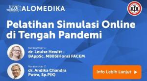 Live Webinar: Pelatihan Simulasi Online di Tengah Pandemi