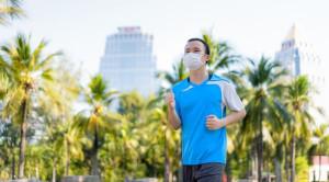 Dampak Penggunaan Masker saat Olahraga di Era Pandemi COVID-19