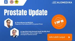 Live Webinar: Prostate Update