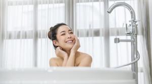 อาบน้ำอย่างไรให้ดีต่อผิว