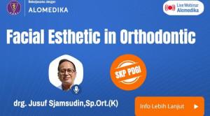 Live Webinar: Facial Esthetic in Orthodontic