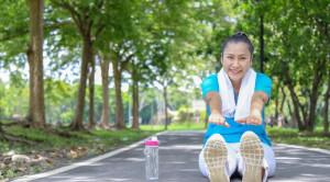 น้ำหนักขึ้นช่วงวัยทอง จัดการอย่างไรให้ได้ผล