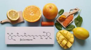 ประโยชน์ของเบต้าแคโรทีน สีสันในผักผลไม้เพื่อสุขภาพ