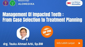 Live Webinar: Management Of Impacted Teeth: From Case Selection to Treatment Planning
