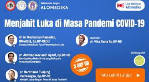 Live Webinar: Menjahit Luka di Masa Pandemi COVID-19