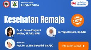 Live Webinar: Kesehatan Remaja