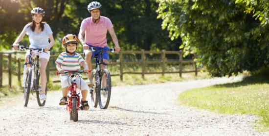 ข้อควรรู้ก่อนปั่นจักรยาน