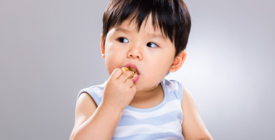 Finger food อาหารเพื่อพัฒนาการของลูกน้อย