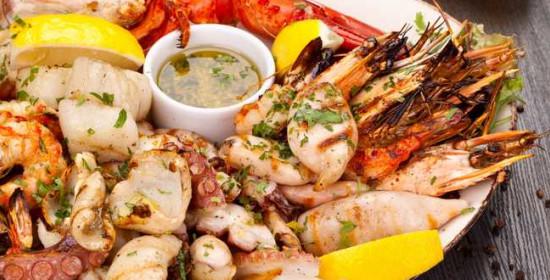 อาหารทะเล กินอย่างปลอดภัย ห่างไกลโรค