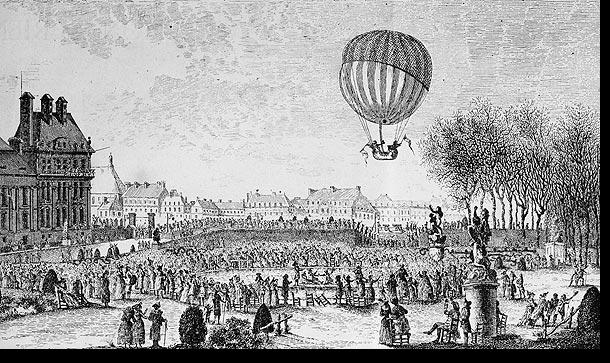 10 random inventions of the XVIIIth century