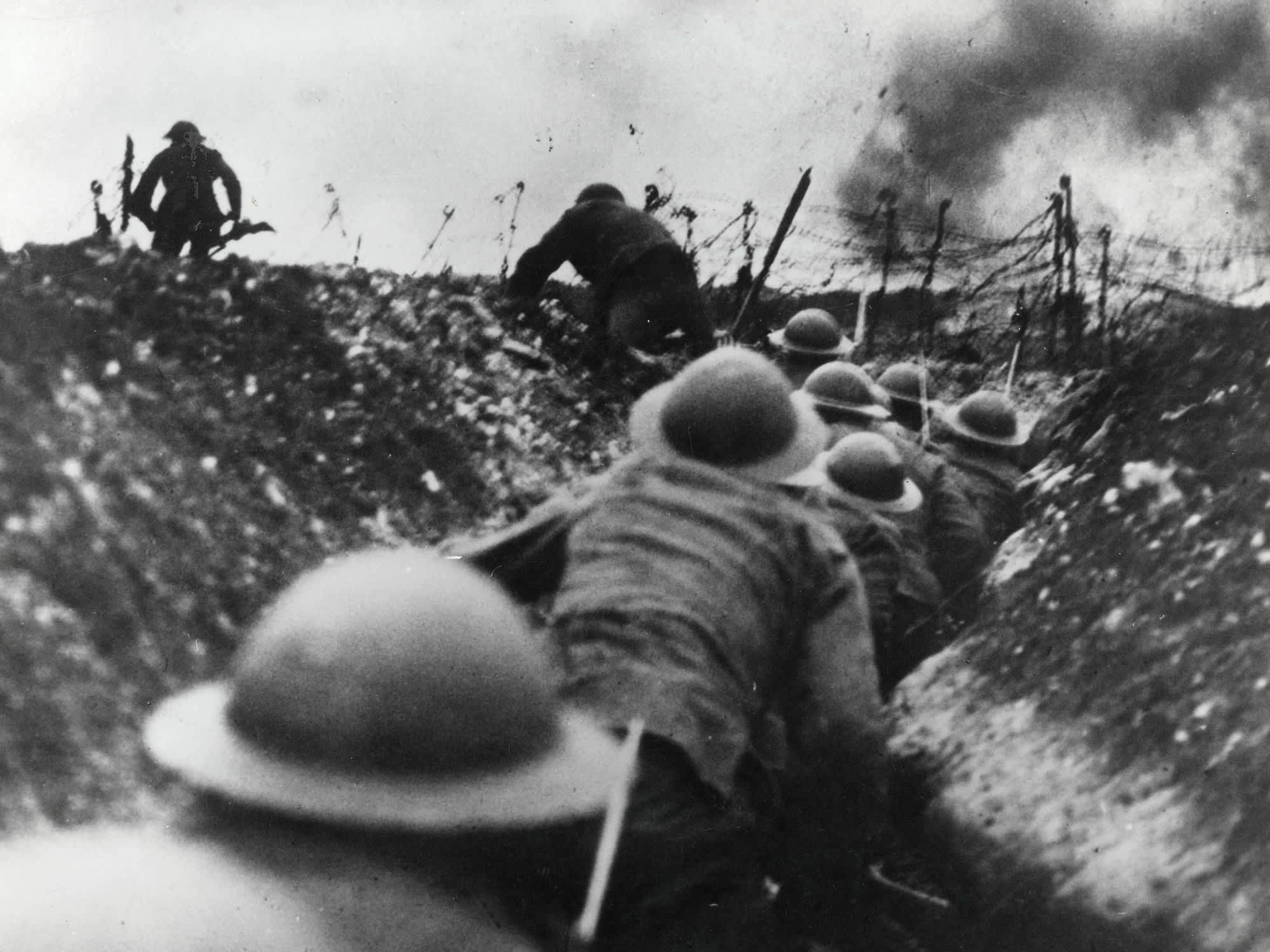 Major Events of World War I
