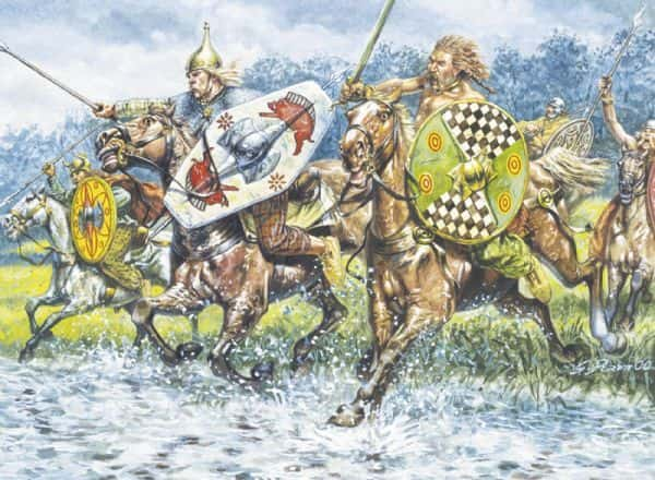 The Gallic Wars Pt 1 - The Helvetii