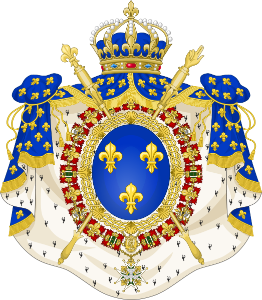 French Monarchs - House of Bourbon