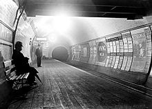 Timeline of the London tube