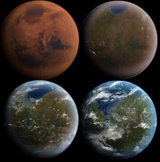 SpaceX Mars program