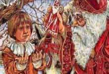 From Saint Nicholas to Santa Claus