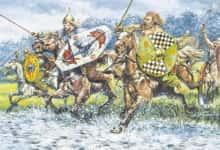 The Gallic Wars Pt 1 - The Helvetii
