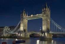 Key events in the history of London
